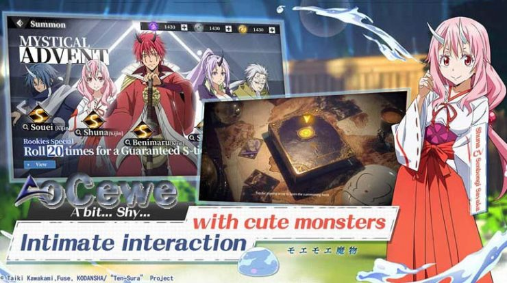 Game Tensura king of monster 2021 Viral